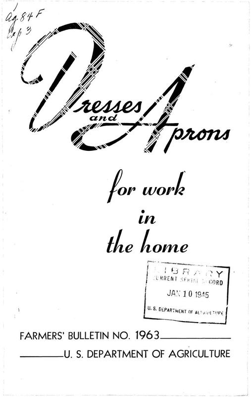 Dresses and Aprons for Work in the Home Cover.jpg