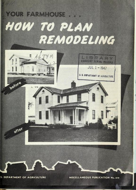 Your Farmhouse: How to Plan Remodeling