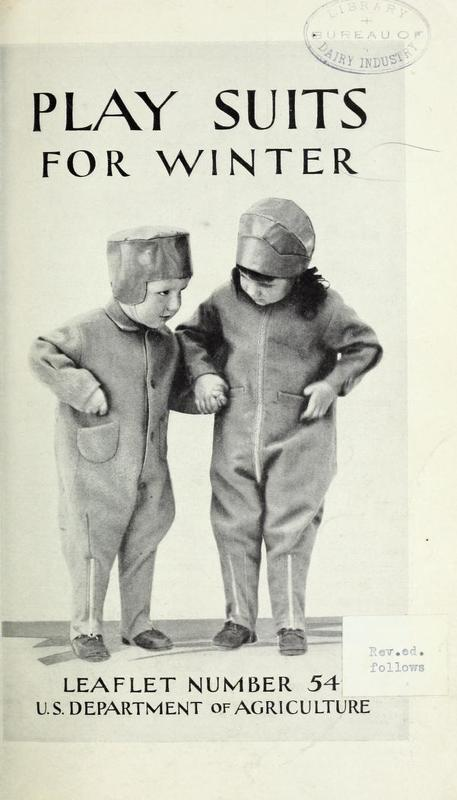 Play Suits for Winter