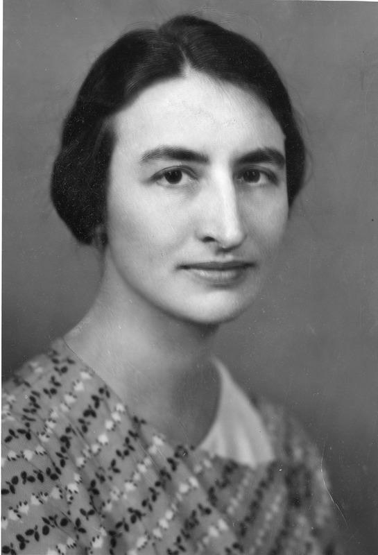 Hazel Katherine Stiebeling (1896-1989)