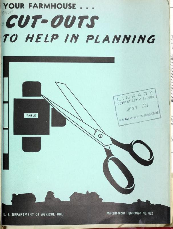 Your Farmhouse: Cut-Outs to Help in Planning