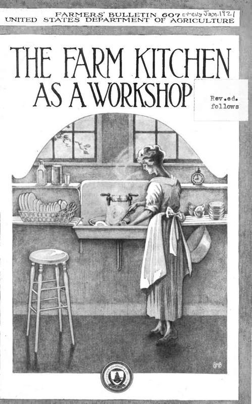 The Farm Kitchen As A Workshop