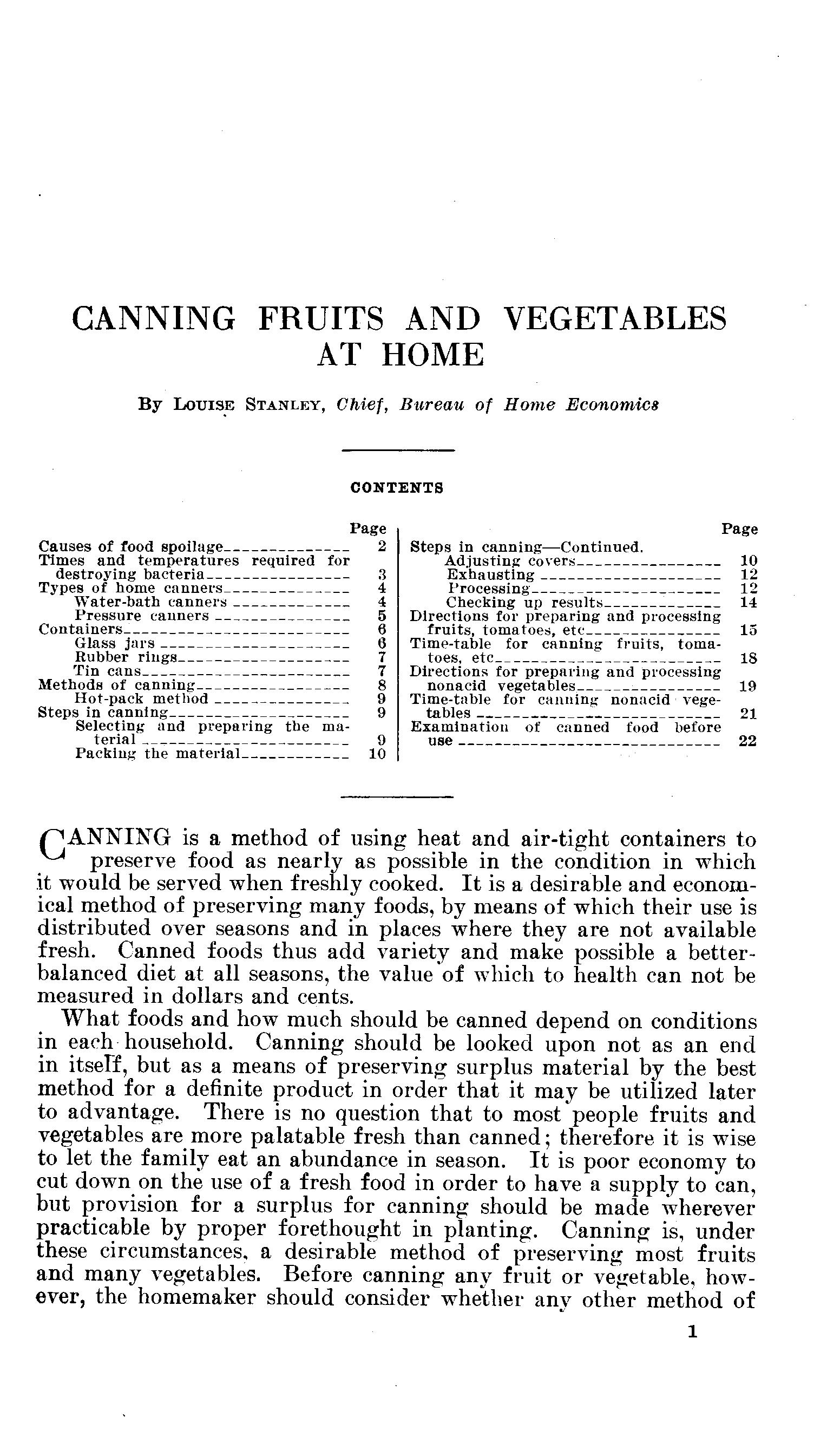 Apron Strings and Kitchen Sinks | Canning Fruits and