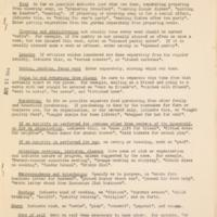 Instructions for study of use of time by homemakers 1928 2.jpg