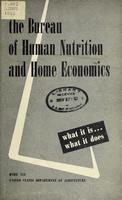 Bureau of Human Nutrition and Home Economics Cover.jpg