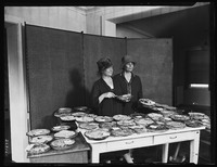 Pie Judging Contest with Dr. Louise Stanley and Mary Lindsay.jpg