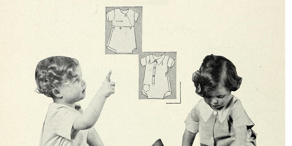 Children's Clothing from Play Suits for Winter