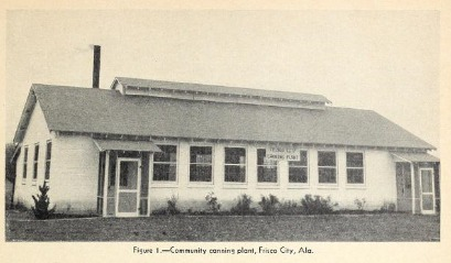 Community Canning Centers