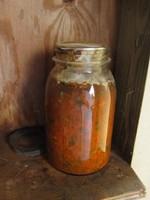 Failed lid on a jar of lentil soup.jpg