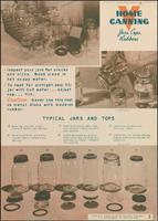 Jars, Caps, Rubbers