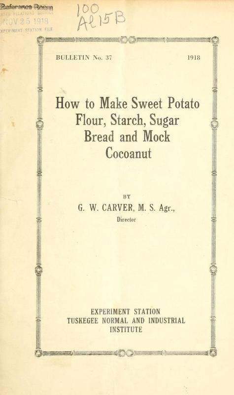 How to Make Sweet Potato Flour, Starch, Sugar, Bread and Mock Cocoanut
