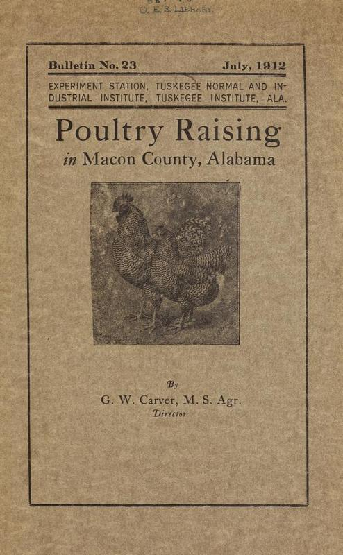 Poultry Raising in Macon County, Alabama