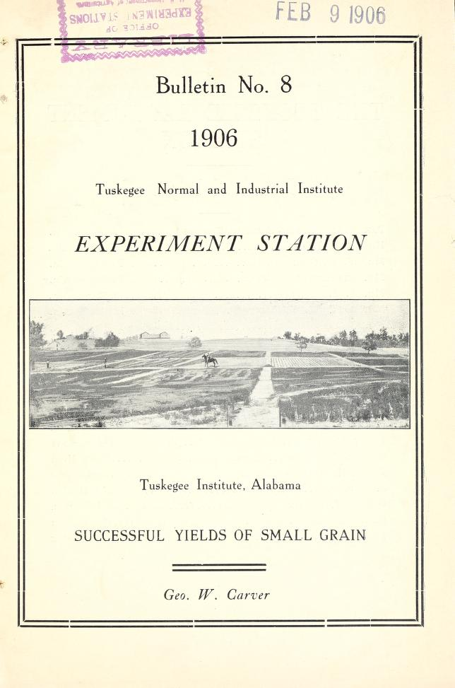 Cover of Successful Yields of Small Grain