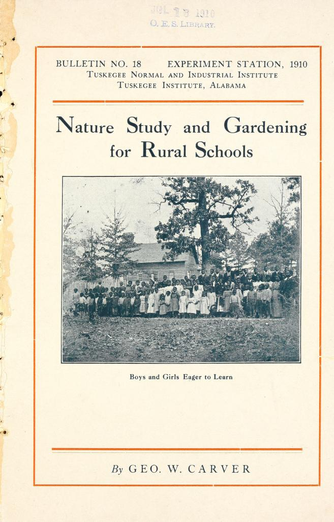 Cover of Nature Study and Gardening for Rural Schools
