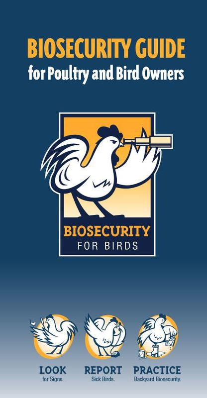 Biosecurity Guide for Poultry and Bird Owners