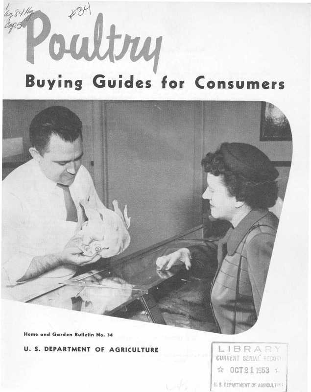 Poultry Buying Guides for Consumers