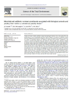 Microbial and antibiotic resistant constituents associated with biological aerosols and poultry litter within a commercial poultry house.jpg