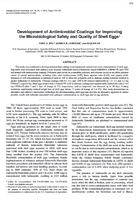 Development of Antimicrobial Coatings for Improving the Microbiological Safety and Quality of Shell Eggs.jpg