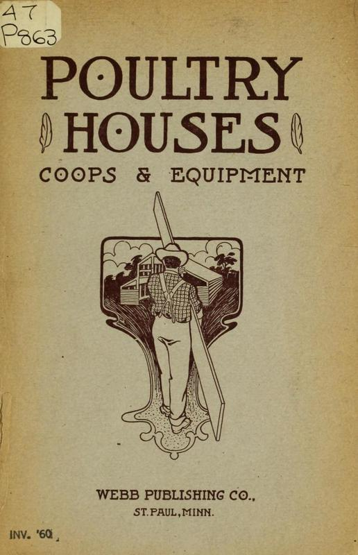 Poultry Houses: Coops & Equipment