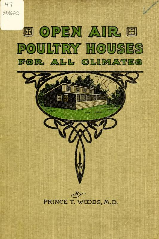 Open-Air Poultry Houses For All Climates