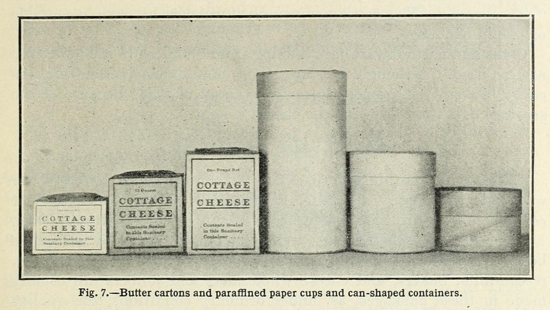 Suggestions For The Marketing of Cottage Cheese