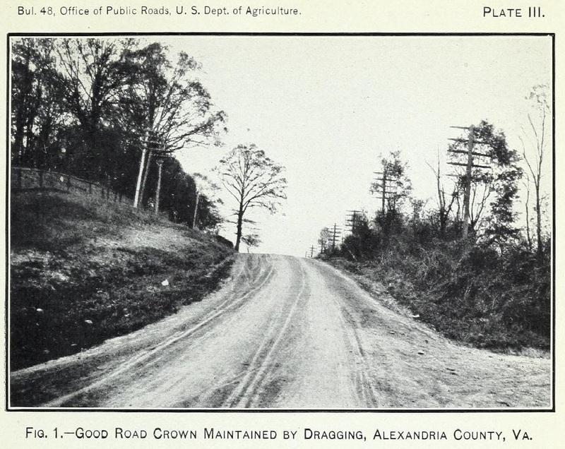 Repair and Maintenance of Highways