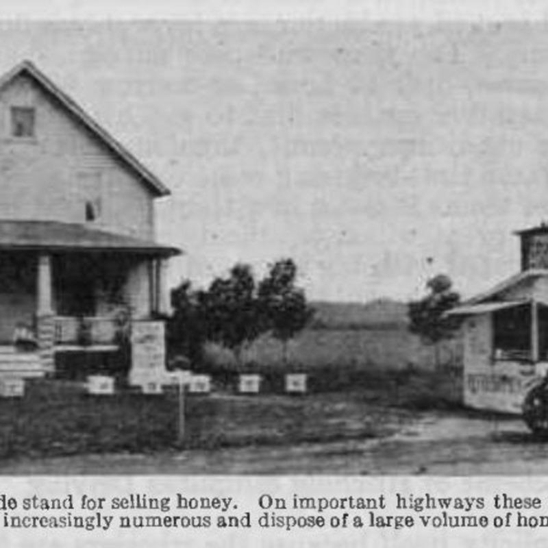 Roadside Stand for Selling Honey.jpg