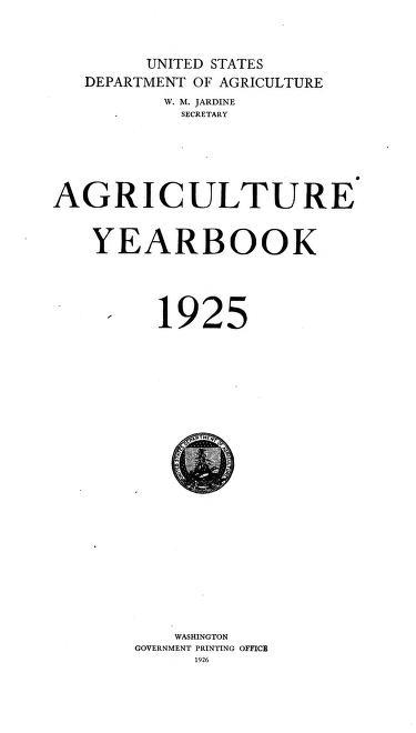 Yearbook of Agriculture 1925.jpg