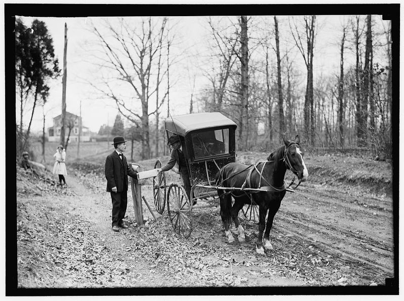 POST OFFICE DEPARTMENT. PARCEL POST. RURAL FREE DELIVERY.jpg
