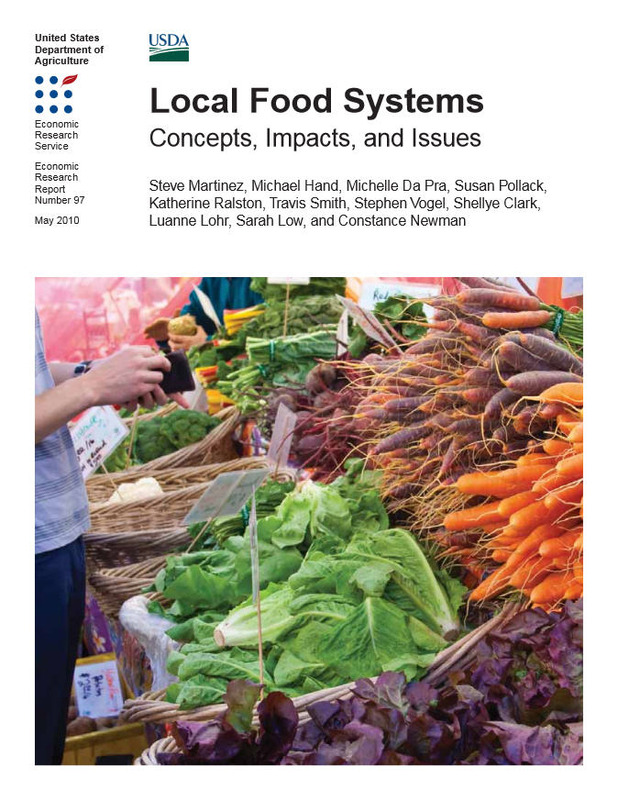 local foods essay