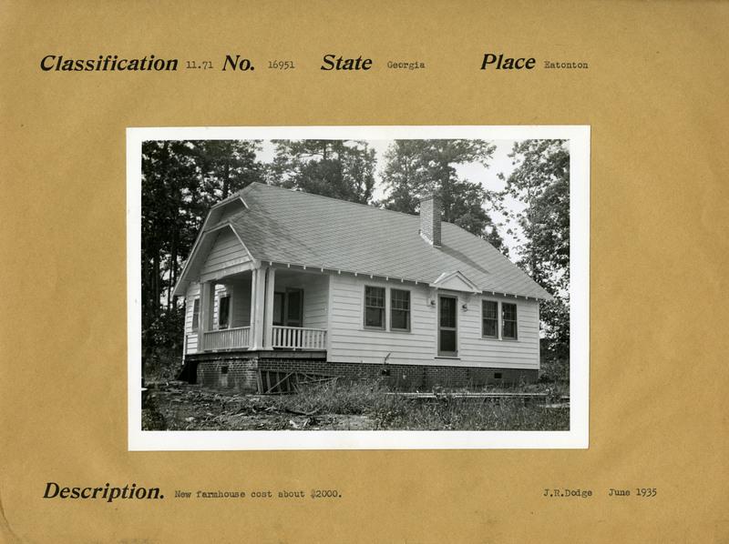 New Farmhouse Eatonton, Georgia