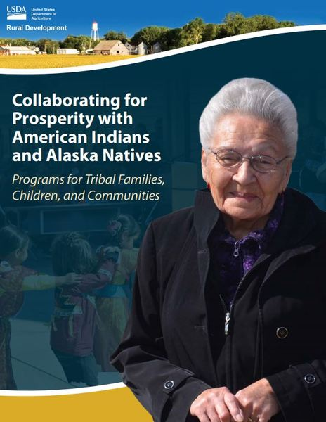 Collaborating for Prosperity with American Indians and Alaska Natives: Programs for Tribal Families, Children, and Communities