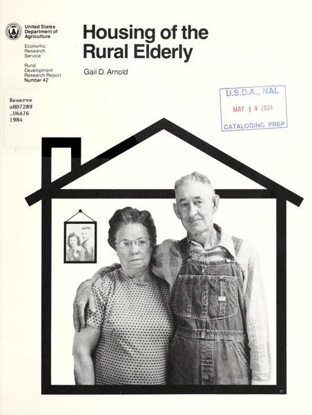 Housing of the rural elderly