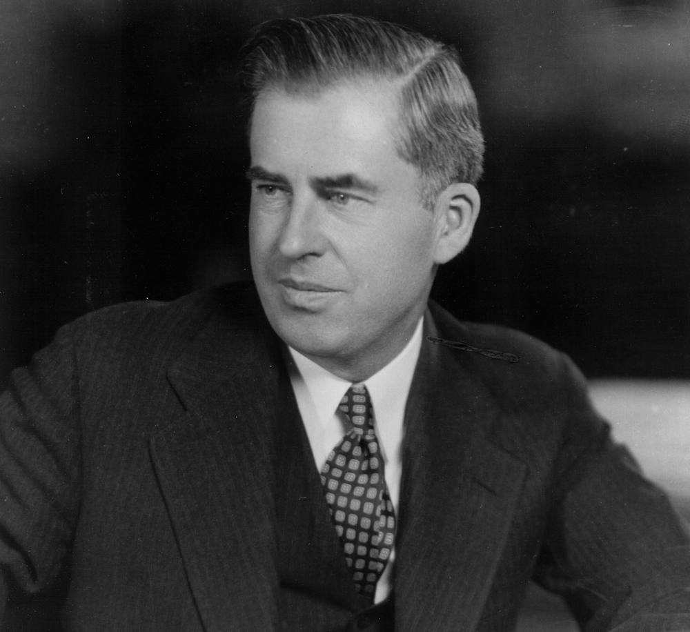 Portrait of Henry Wallace