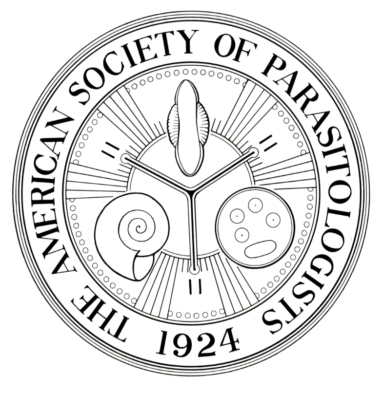 American Society of Parasitologists symbol