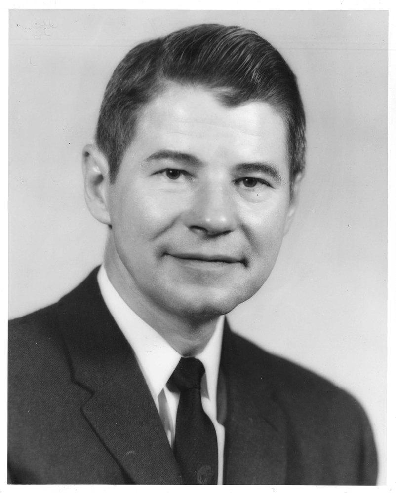 Portrait of O. L. Freeman