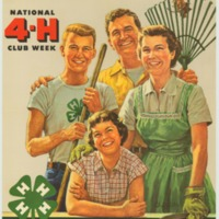 4-H Salute to Parents (1958).