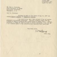 Handwriting sample: William Henry Long