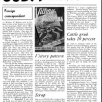USDA, October 5, 1942 (Newsletter)