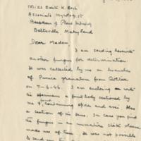 Handwriting sample: Sultan  Ahmad
