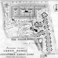 FSA Labor camp maps