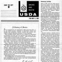 USDA Centennial Edition