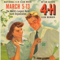 Better Living for a Better World March 5-13 (1949).