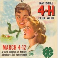 Better Living for a Better World March 4-12 (1950).