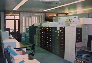 Processing area, September 1997