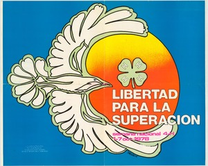Thumbnail for the first (or only) page of Libertad Para La Superacion 1-7 oct. 1978..