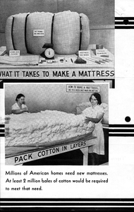 Thumbnail for the first (or only) page of Cotton Mattress Making, p.2.