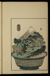 Thumbnail for the first (or only) page of Tokaido Gojusan-eki Hachiyama Edyu, Vol I, Page 20.