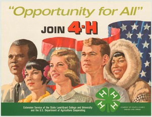 Thumbnail for the first (or only) page of Opportunity for All (1969)..