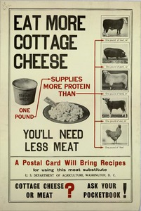 Thumbnail for the first (or only) page of Eat More Cottage Cheese.